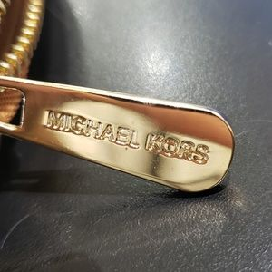 Michael Kors brown wallet